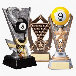 Billiards and Pool Trophies