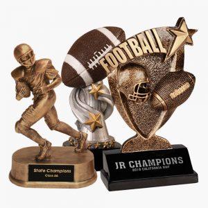 Football Trophies
