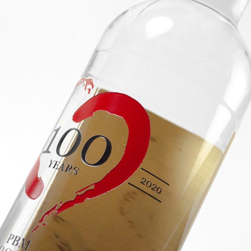 100 Years Bottle